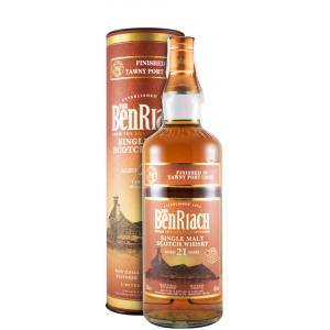 Benriach Tawny Port Wood Finish 21 Years