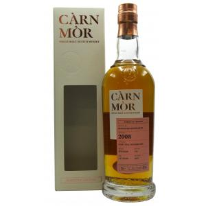 Benrinnes Carn Mor Strictly Limited Single Cask 12 Year old 2008