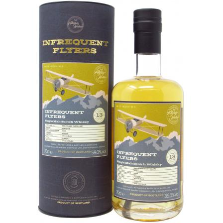 Benrinnes Infrequent Flyers Single Cask Batch 13 Ans 2006