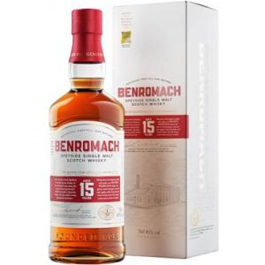 Benromach 15 Year old Speyside