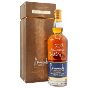 Benromach 20th Anniversary 20 Year old 1998