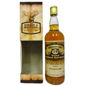 Benromach Connoisseurs Choice 16 Year old 1965