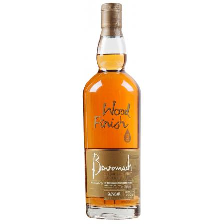 Benromach Sassicaia Wood Finish 2011