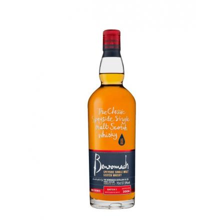 Benromach Vintage Cask Strength 2009