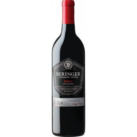 Beringer Founders Estate Merlot 2015