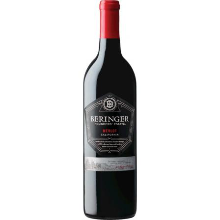 Beringer Founders Estate Merlot 2017