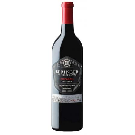 Beringer Zinfandel Founders Estate California 2018