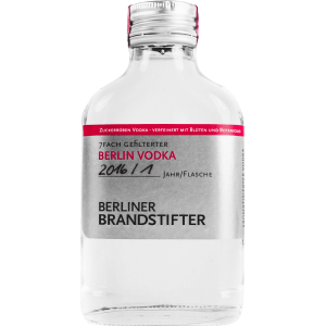 Berliner Brandstifter Berlin Vodka 100ml