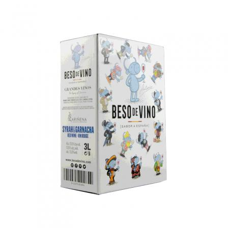 Beso de Vino Bag in Box 3L
