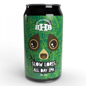 Big Hug Brewing Slow Loris All Day Ipa Can
