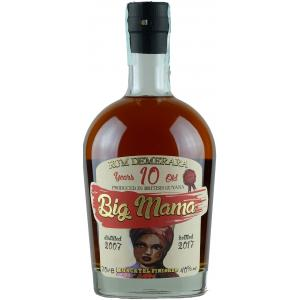 Big Mama Rum Demerara Moscatel Finished 10 Anni