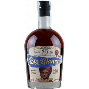 Big Mama Rum Demerara Pedro Ximenez Finished 15 Anni