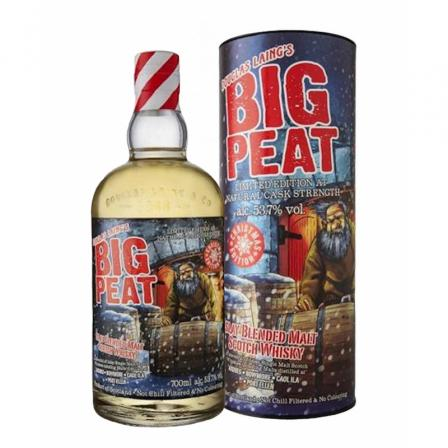 Big Peat Christmas Edition Douglas Laing 2019