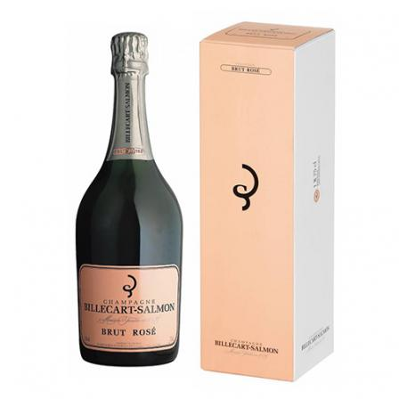 Billecart Salmon Brut Rosé Coffret