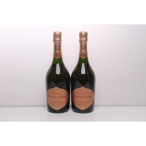 Billecart Salmon Brut Rose Cuvée Elisabeth Salmon 1997