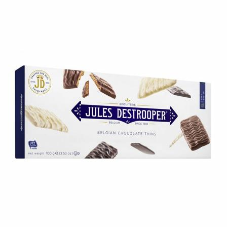 Biscuits Recouvertes de 3 Chocolats