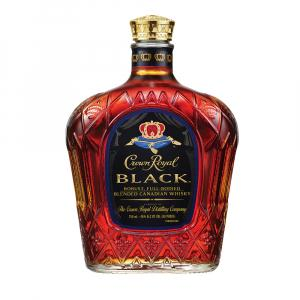 Black Crown Royal 1L