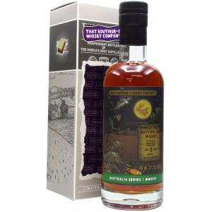 Black Gate That Boutique-Y Company Batch 3 Year old 50cl