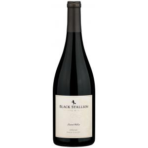 Black Stallion Estate Winery Black Stallion Limited Release Syrah Napa Valley 2014