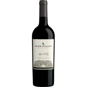 Black Stallion Estate Winery Cabernet Sauvignon 2016