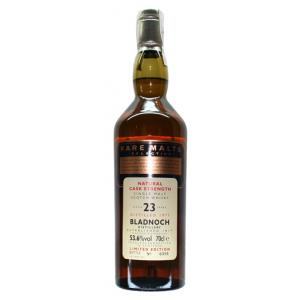 Bladnoch 23 Year old Rare Malt 1977