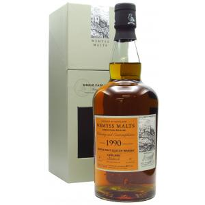 Bladnoch Relaxing and Contemplative Single Cask 28 Year old 1990