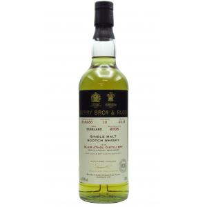 Blair Athol Berry Bros & Rudd Single Cask 10 Year old 2008