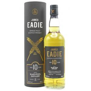 Blair Athol James Eadie Single Cask 10 Year old