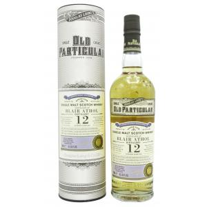 Blair Athol Old Particular Single Cask 12 Year old 2008