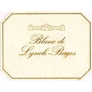 2002 Blanc de Lynch Bages