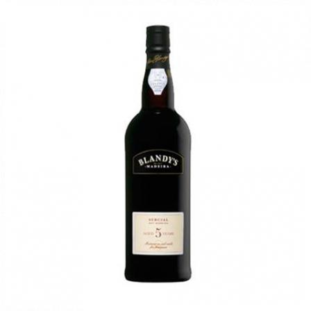 Blandy's 5 Years Sercial Dry Madeira