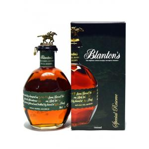 Blanton's Single Barrel Reserva Especial Extracción del 2016