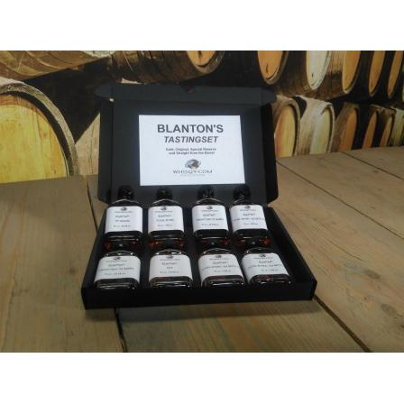 Blanton's Tasting Set 8x 50ml