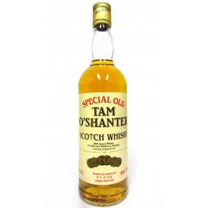 Blended Malt Tam O'Shanter Scotch