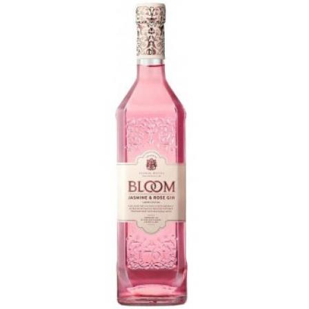 Bloom Jasmine and Rose Pink Gin Limited Edition