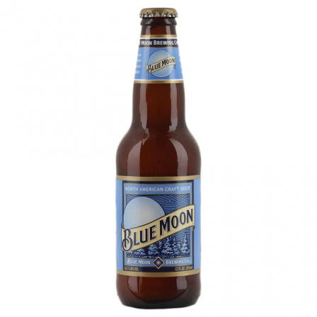Blue Moon White Wheat