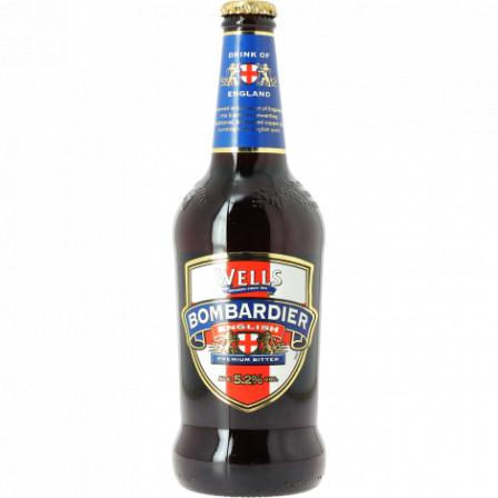Bombardier English Premium Bitter 50cl