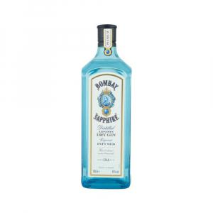 Bombay Gin Sapphire Vapour Infused Bombay 1L