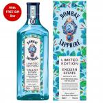 Bombay Sapphire Limited Edition With Case