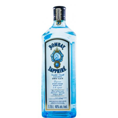 Bombay Sapphire With Light 1.75L