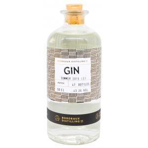 Bordeaux Distilling Gin Summer 50cl 2019