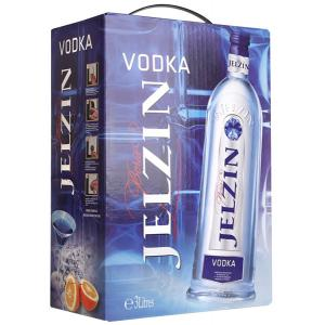 Boris Jelzin Vodka Bag in Box 3L