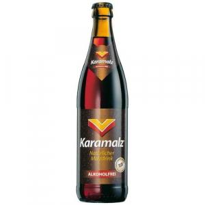 Bottles alcohol-free Karamalz