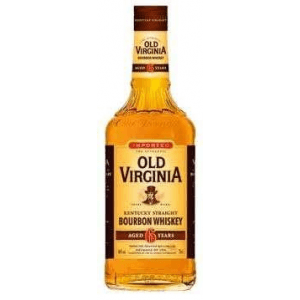Bourbon Old Virginia 6 Year old