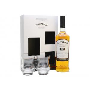 Bowmore 12 Ans Gift Pack