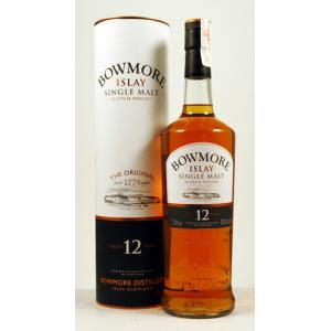 Bowmore 12 Years 1L