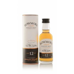 Bowmore 12 Years 50ml
