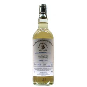 Bowmore 12 Years Signatory Vintage Un-Chillfiltered Collection