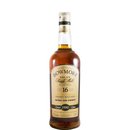 Bowmore 16 Years Limited Edition 1990