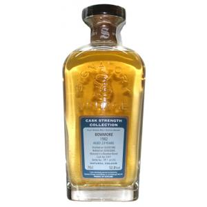 Bowmore 22 Years Cask Strength Collection S.V.